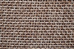 Textured background from art paper.Weaving threads close-up stock photo
