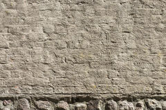 Textured background of brick wall Royalty Free Stock Images