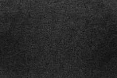 Textured background of fabric black color Royalty Free Stock Photo