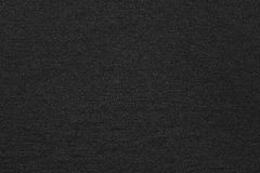 Textured background fabric of black color Stock Photos