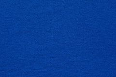 Textured background fabric of blue color Royalty Free Stock Photo