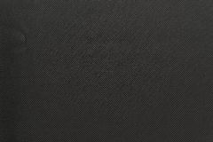 Textured background of fabric dark gray color Stock Photography