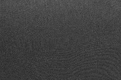 Textured background of fabric dark gray color Royalty Free Stock Photography