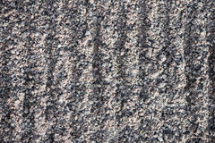 Textured background of footpath gravel Stock Photos