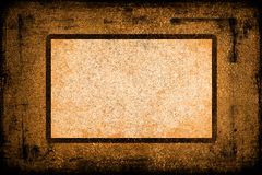 Textured background with frame / border. Textured grunge background with frame / border stock images