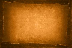 Textured background with frame / border Royalty Free Stock Images