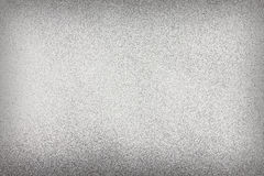 Textured background with gray christmas spray. Metallic effect Stock Images