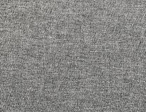 Textured background of gray natural textile. The Textured background of gray natural textile for text, banner, logo, poster, label, sticker, layout, wallpaper vector illustration