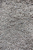 Textured background of grey gravel Royalty Free Stock Photos
