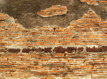 Textured background: old brick wall pattern Stock Photo