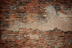 Textured background: old brickwall pattern Stock Photography