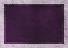 Textured Background in Purple Plum with Text Area Royalty Free Stock Image