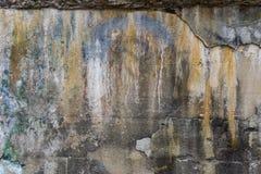 Textured betonowa ściana 0047 obraz royalty free