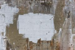 Textured betonowa ściana 0023 Obrazy Stock