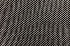 Textured black fabric cloth texture with natural patterns can be Stock Photos