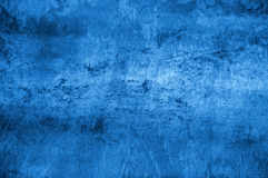 Textured blue background with space for text Royalty Free Stock Photography