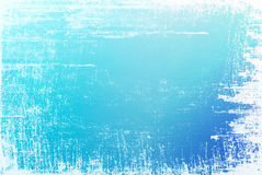 Textured blue surface Stock Photos