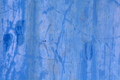 Textured Blue Wall Java Royalty Free Stock Image