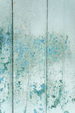 Textured blue wall with stains Royalty Free Stock Photography