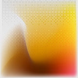 Textured blurred color wave background Stock Photo