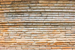 Textured  brick and stone brown wall Royalty Free Stock Photos