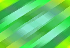 Abstract textured background. Blurred green image from stripes. Royalty Free Stock Photography