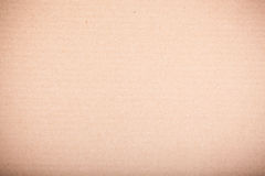 Textured brown cardboard Stock Image