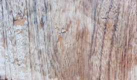 Textured brown old wooden board background Stock Images