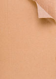 Textured of brown paper box Stock Photography