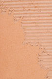 Textured of brown paper box Stock Photo