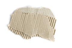 Textured cardboard Stock Photo