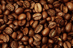Textured coffee background Royalty Free Stock Image