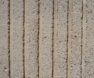 Textured Concrete Grey Wall. Stock Photography