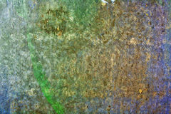 Textured concrete wall Royalty Free Stock Photography