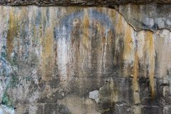 Textured Concrete Wall 0047 royalty free stock image