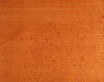 Textured Copper Background Stock Photography