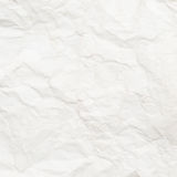Textured crumpled paper Royalty Free Stock Image