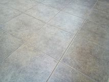 Textured dachówkowej podłoga i ściany tło Fotografia Royalty Free
