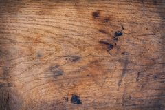 Textured dark wood background Royalty Free Stock Images