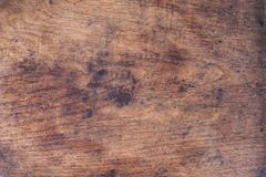 Textured dark wood background Stock Photos