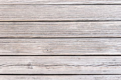 Textured deck in brown wood royalty free stock images