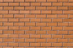 Textured decorative brick wall. background, architecture. Royalty Free Stock Image