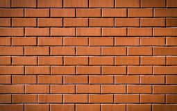 Textured decorative brick wall. background, vignette, architecture. Stock Photos