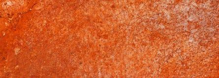 Textured deseniowego starego czerwonego ściana z cegieł widoku makro- fotografia Fotografia Stock