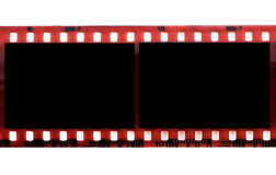 Textured film frame. With space for your text or image Royalty Free Stock Photo