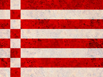 Textured flag of Bremen in nice colors Royalty Free Stock Image