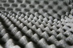 Textured foam Royalty Free Stock Image