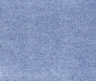 Grainy blue paper Royalty Free Stock Images