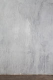 A textured gray wall. Royalty Free Stock Photography