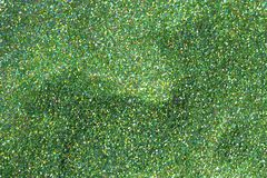 Green Glitter background royalty free stock photo